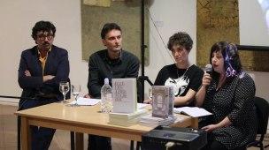 Damir Nikšić, Irfan Hošić, Jasmina Husanović i Aida Kalender, Gradska galerija 21.03.2017.